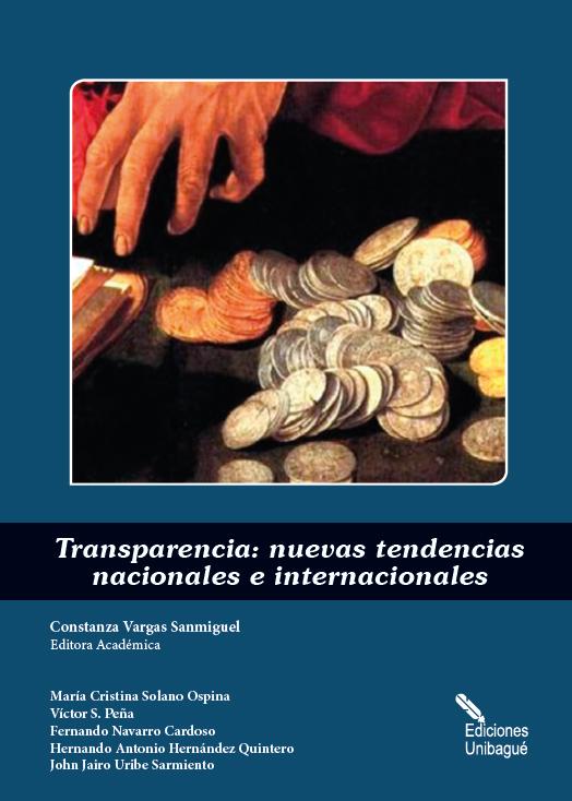 Transparencia: ..